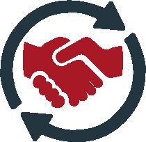 collaboration handshake